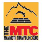 Mammoth Trampoline Club logo